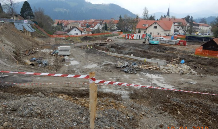 Športni center, Slovenj Gradec